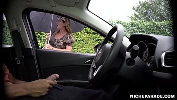 NICHE PARADE - Cock Flash For Sexy MILF On A Cloudy Day thumbnail