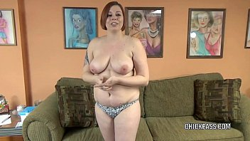 Chunky redhead pics Plump hottie tiffany blake is swallowing a stiff cock