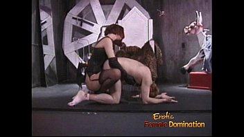 Dominant sexual seduction - Stunning redhead looker enjoys whipping her extremely horny lover sensually