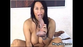 Dirty Russian MILF Masturbates And Squirts