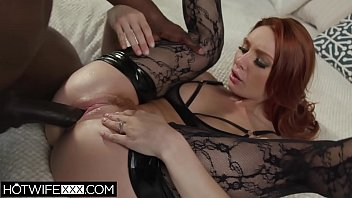 Wife fucks all of them Hot wife lacy gets fucked by bbc interracial creampie