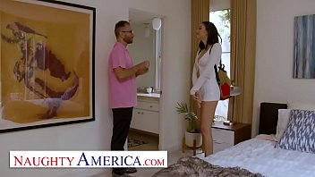 Streaming Video Naughty America Scarlett Bloom fucks neighbor minutes after meeting - XLXX.video