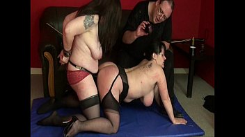 Two Mature Amateur Slaves In Sexual Torment and Enslaved Dungeon Punishments