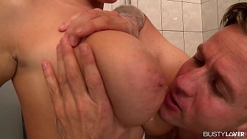 Busty lovers wanna watch Milf Shione Cooper's big tits being fucked hard thumbnail
