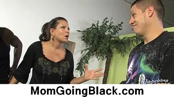 Watching My Mommy Go Black Teri Weigel