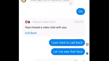 Facetime me that Pussy While Your Daddy at Work