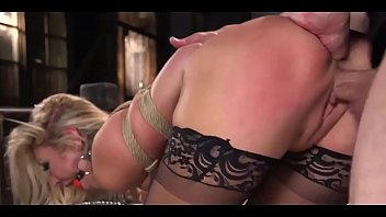Blonde Lesbian Tied and Anal Punished While Crying - by ASSHOLE PUNISHER Vorschaubild