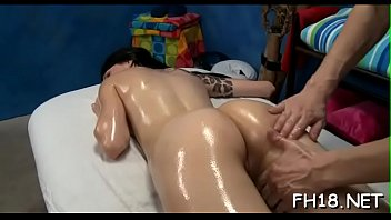 Beauty screwed after sensual massage given by jake