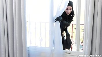 Crystal Rush is a busty burglar who gets caught and fucks her way out of trouble