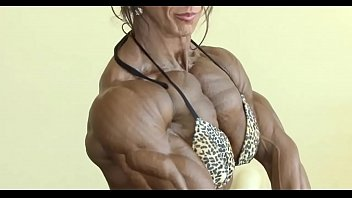Muscular Women, biceps , Rita Bello 2