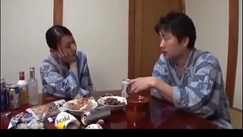 Hot japanese mom and son story