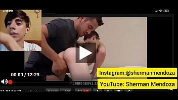 Gay rights sticker Sherman mendoza gay adolescente apretado agujero perforado video reaccion