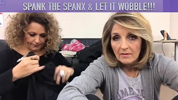 Nadia Sawalha'_s Huge Tits and Arse