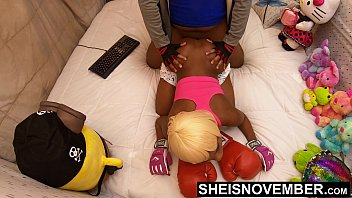 4k Rough Painful Fucking Doggy Style For Thick  Booty With Small Waist  , Young Ebony Woman Named Msnovember , Taking Hung Older Guy BBC From Behind Pumping Her Vagina With Fat Dick HD Sheisnovember