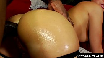 Hot Mia Gold nailed in butthole by BBC