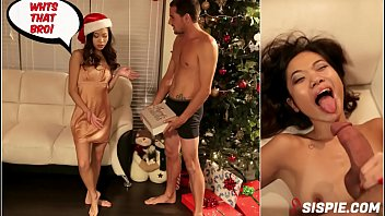 Vina Sky In Christmas Dick In A Box