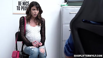 Vera King went to a store and pretends to be a pregnant woman and got caught shoplifting.