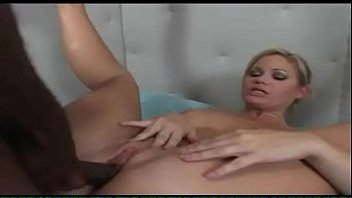 Barett Moore Phat Booty White Girl 2 she loves it when the black n. takes control and ravages her ass finishing off by cumming in it