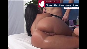 Her massage turns into some hardcore anal fucking Pt2