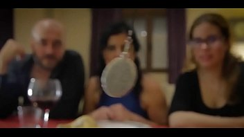 Boyfriend hypnotizes his girlfriends family and fucks them at the dinner