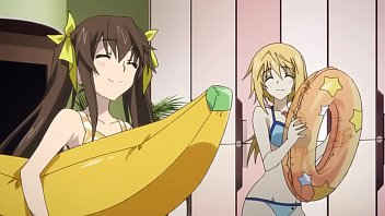 Infinite Stratos 2 - Fanservice Compilation