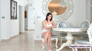 Sapphic Erotica Lesbians Free movie from www.SapphicLesbos.com 04
