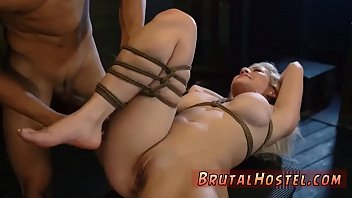 Amateur wife bdsm anal Big-breasted blondie hotty Cristi Ann is on