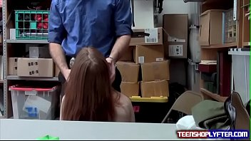 Teen Shoplyfter Stripped Naked And Fucked thumbnail