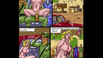 Hardcore fantasy comic book with cartoons and best sex game ready to make you cum صورة