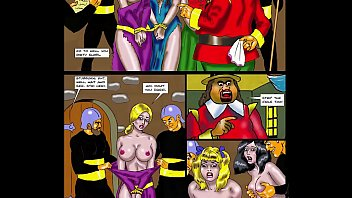 Hardcore fantasy comic book with cartoons and best sex game ready to make you cum thumbnail