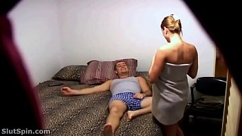Hot Stepsister Caught Fucking on Hidden Cam