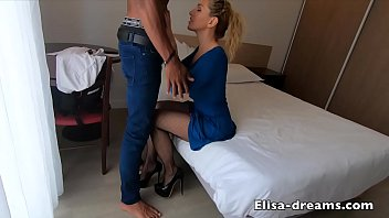 Hotwife gets ass fucked by a new lover