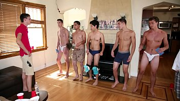 Downloadable gay frat movies - Gaywire - college pledges get gay hazed in order to join the fraternity