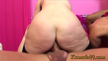 Hot Twin Sisters Kit Lee & Kat Lee Ass-to-Mouth Orgy Thumb