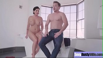 (Shay Fox) Bigtits Horny Housewife Get Banged On Sex Tape movie-22