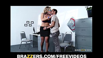 Donkey fucking stories clips - Big-tit blonde lawyer nikki sexx is rammed in the ass at work