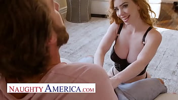 Streaming Video Naughty America - Busty redhead babe, Nala Brooks, fucks her friend's boyfriend - XLXX.video