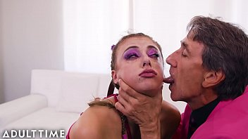 Adult magazine titles - Adult time bubblegum dungeon: gia derza 20 orgasm challenge