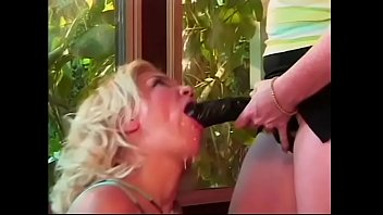 Two girlfriends fuck each other's twats and asses with toys