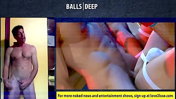 Twink movie reviews Balls deep -- fitness coach client show sexercise moves for tops and bottoms