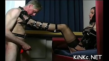 Hot hottie in hardcore bdsm