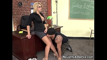My first sex teacher zen Naughty america - find your fantasy professor brooke haven fucking in the chair with her tattoos