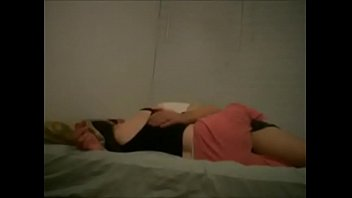College couple on real homemade