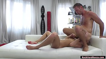 Fingure his ass jerk him off Angelika grays facesitted and anal rides