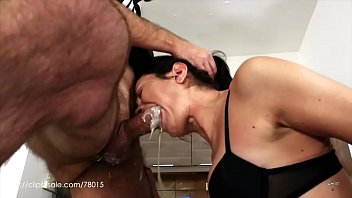 Valentina Bianco - FILTHY WHORE AT WORK (uncensored milk vomit)