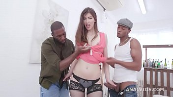 Double Anal Creampie, Susan Ayn Gets Balls Deep Anal, DAP, Gapes And Creampie GIO1477