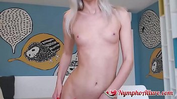 Skinny Ghost Nipples Teen