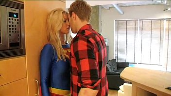Danica thrall pussy Superwoman : a super wish, part 1