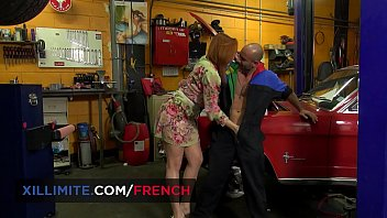 Emy Russo, Hardcore Sex With The Mechanic
