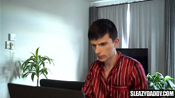 Omg! My Step Daddy Is Into Guys! - Gay Father And Son Sex